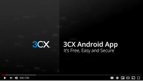 Android 3CX