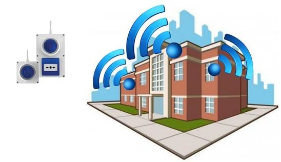 Ofsted Approved Wireless Lock Down System