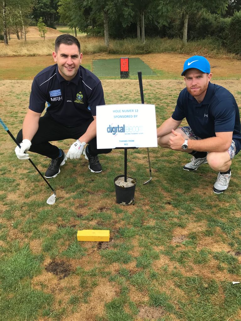 Digital Telecom UK Ltd Sponsor Golf  Event at Rochdale Sports Club