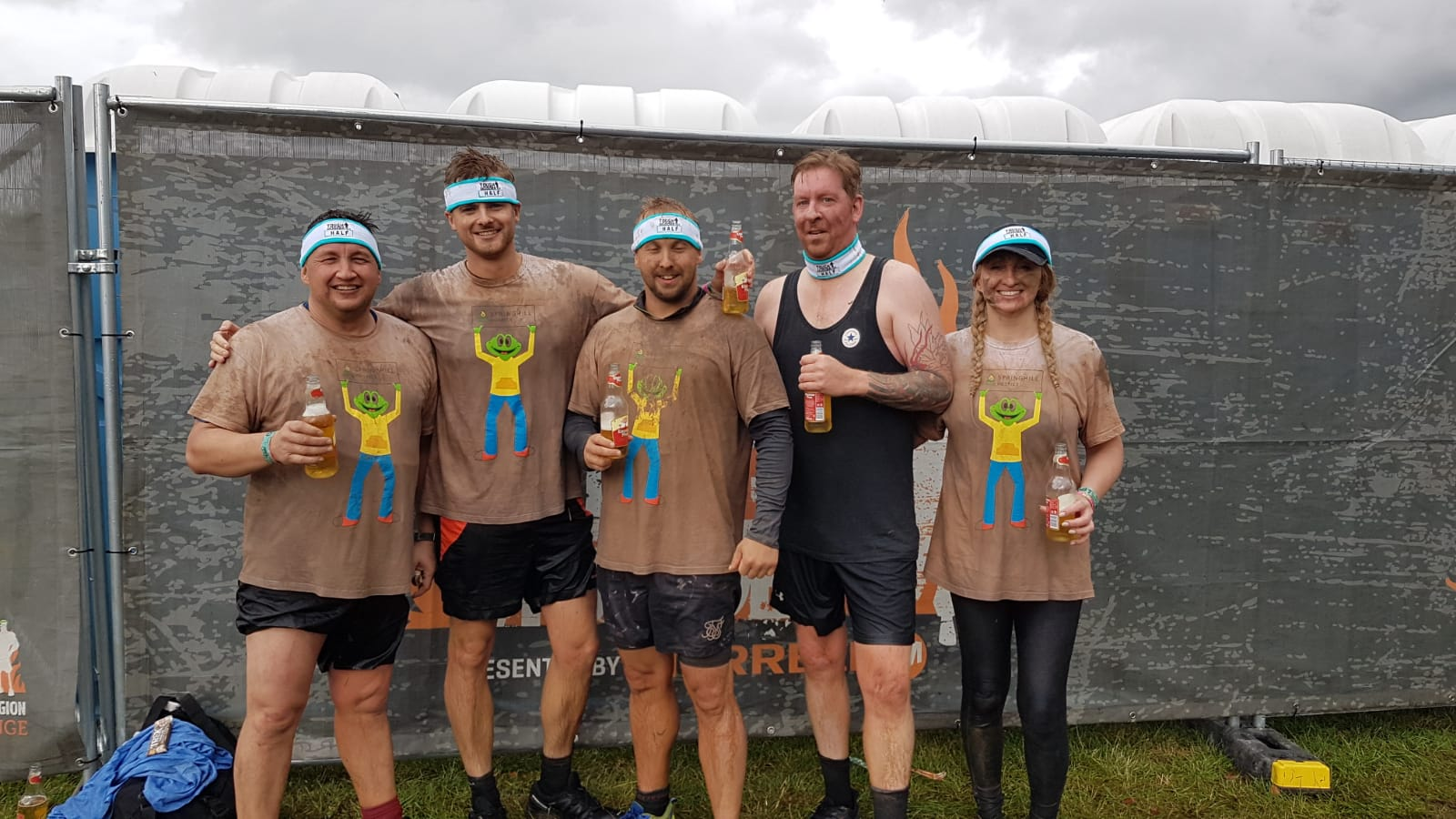 Digital Telecom Tough Mudder 2018